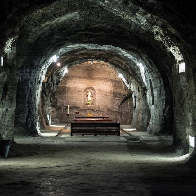 Colombia, Zipaquirá, Catedral de Sal (7)