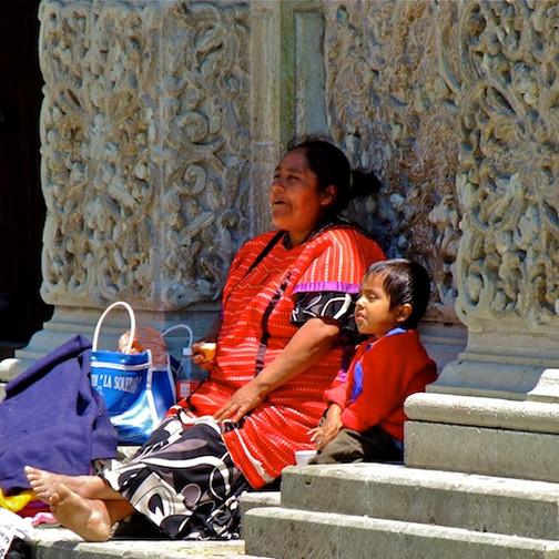 Mexico, Oaxaca; El Centro (8)
