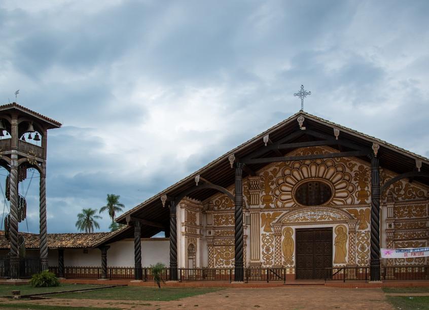 Bolivia, Jesuit Missions de Chiquitos (3)