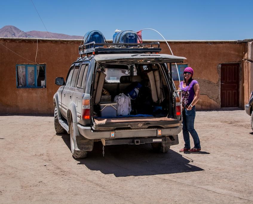 Bolivia, 3 day tour 'Region Lipez' (1)