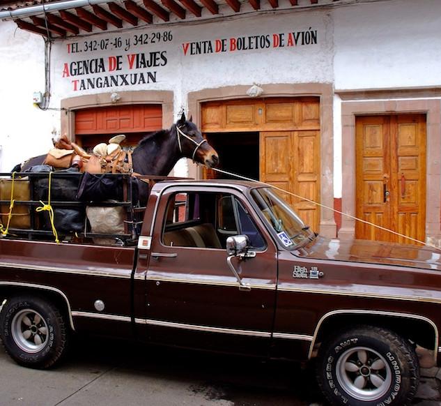 Mexico, Partzcuaro (1)