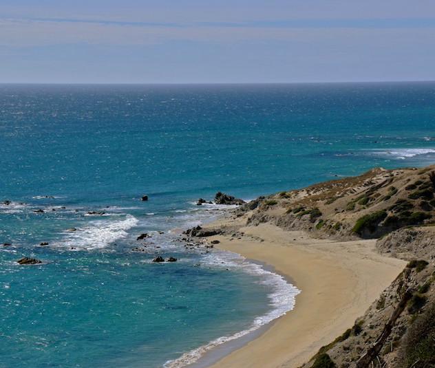 Mexico, Baja California Sur, Kucoastline to San José del Cabo