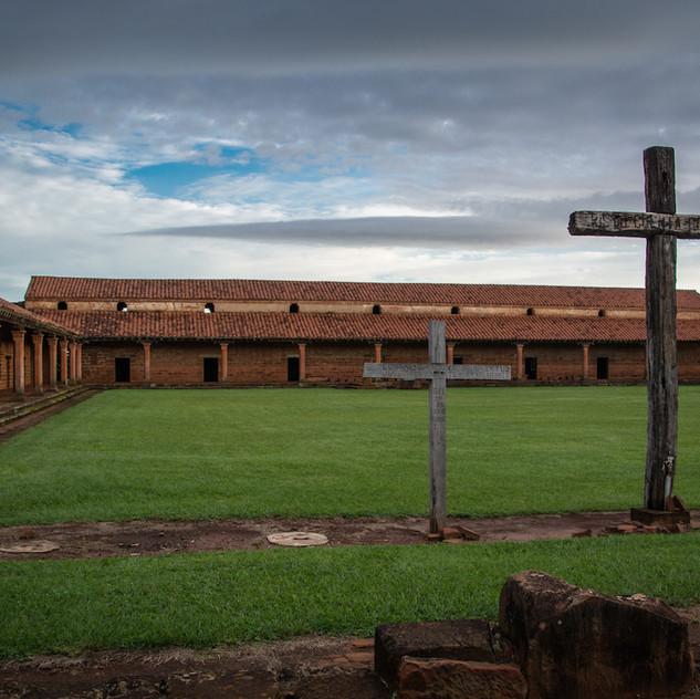 Paraguay, San Come y San Damián (2)