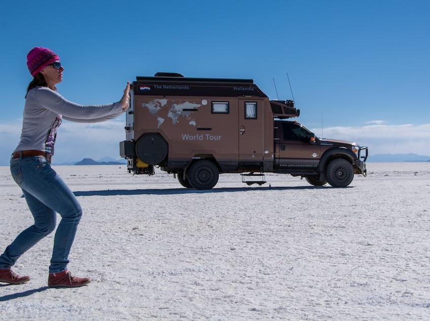 Bolivia, Salar de Uyuni (4)