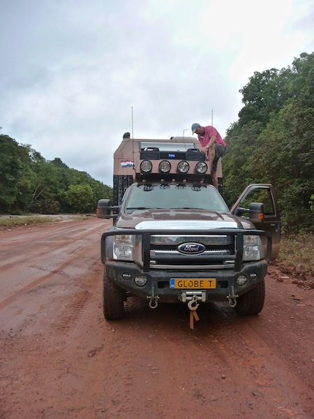 Guyana, Lethem trail to Georgetown (12)