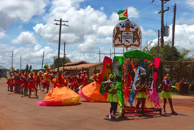 Guyana, Lethem; Mash 2013 (1)