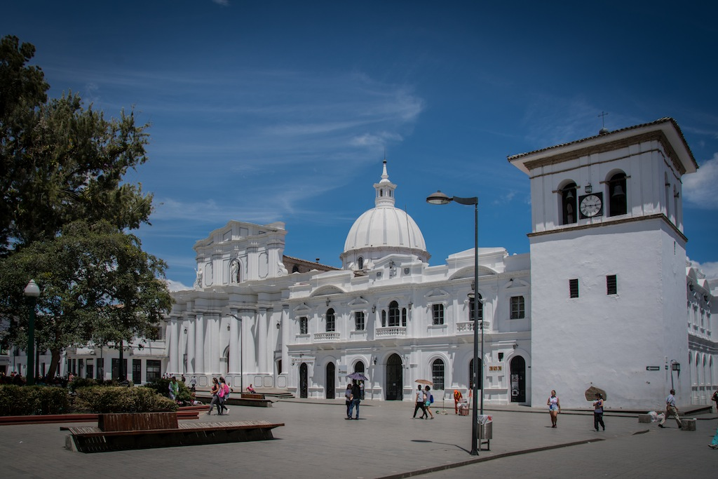 Colombia, Popayan