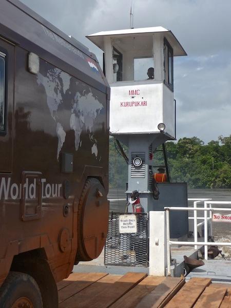 Guyana, Lethem trail to Georgetown (10)