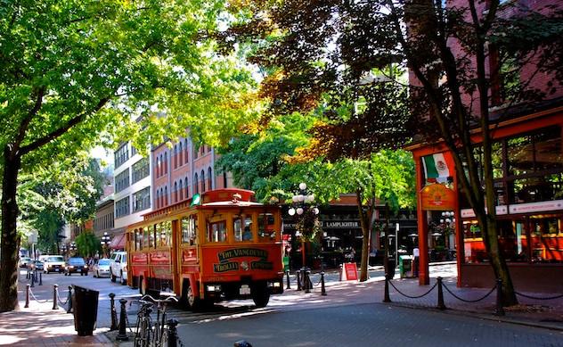 Canada, Vancouver Gastown (1)