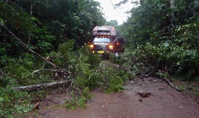Guyana, Lethem trail to Georgetown (5)