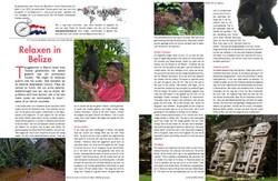 Reisverslag Juli 2012