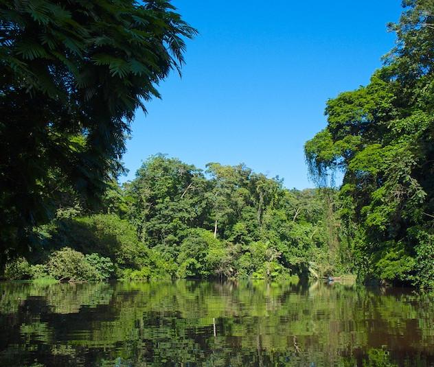 Costa Rica, Tortuguero NP