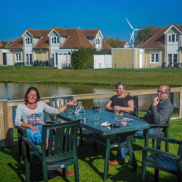 Holanda, Kamperland; Friends (2)