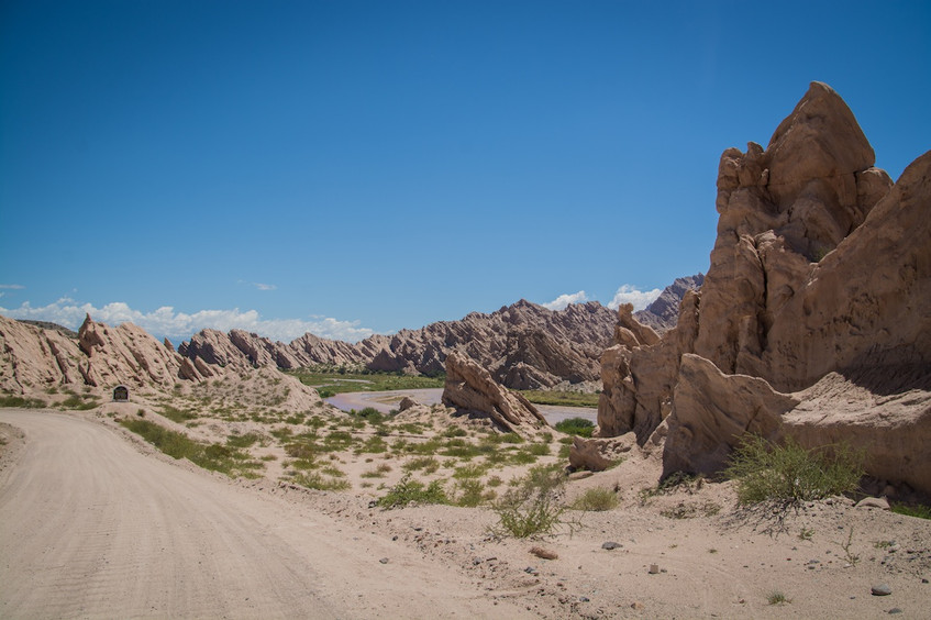 Argentina, Route Cafayate to Cachi (1)