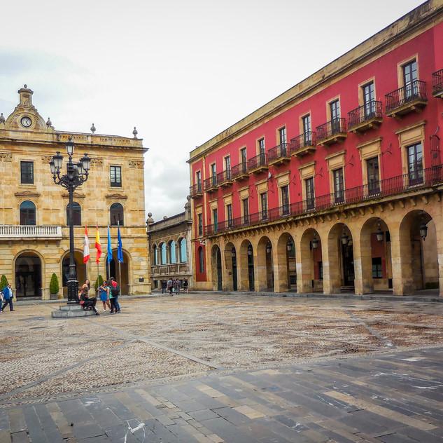 Spanje: Gijon (1)