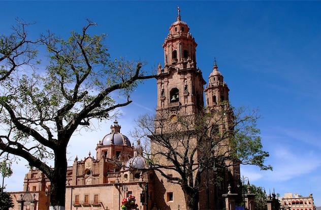 Mexico, Morelia (2)