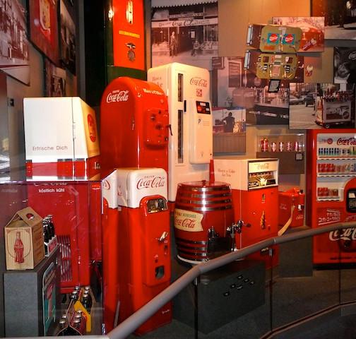 USA, Atlanta, Coca-Cola Museum (2)
