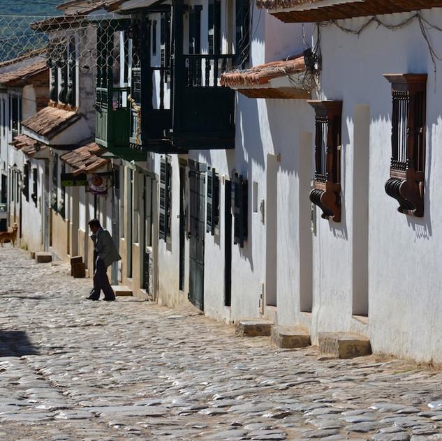 Colombia, Villa de Leyva (1)