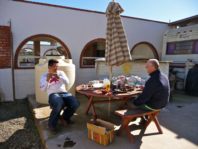 Mexico, Baja California La Bufadora (2)