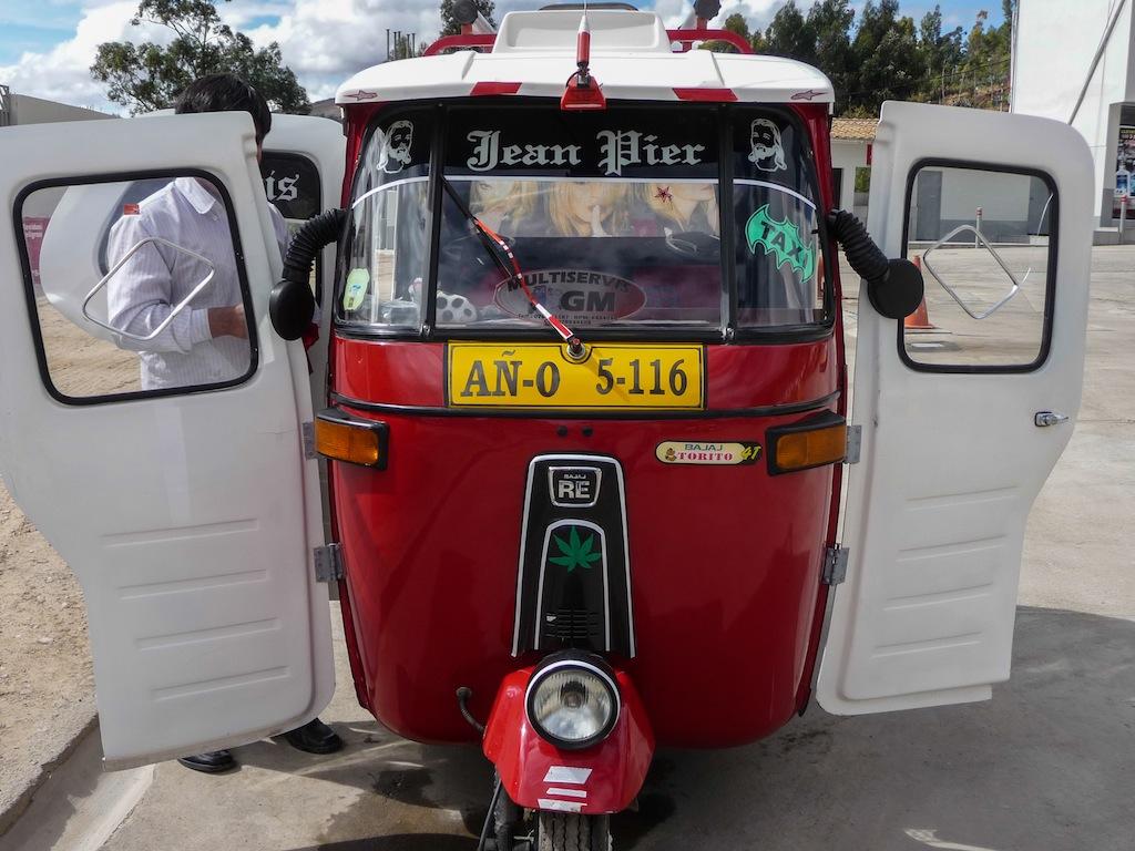 Peru, Moto 'Jean Pier'
