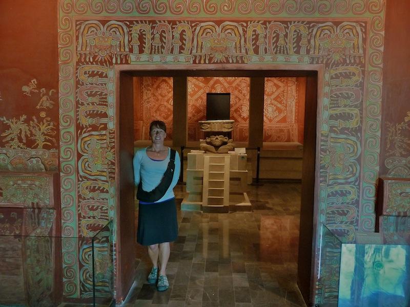 Mexico, Cuidad de Mexico; Anthropology Museum (2)