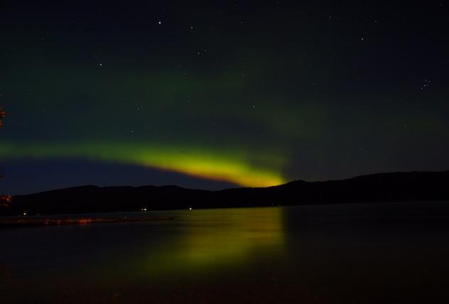 Canada,Tchesinut Lake (4)
