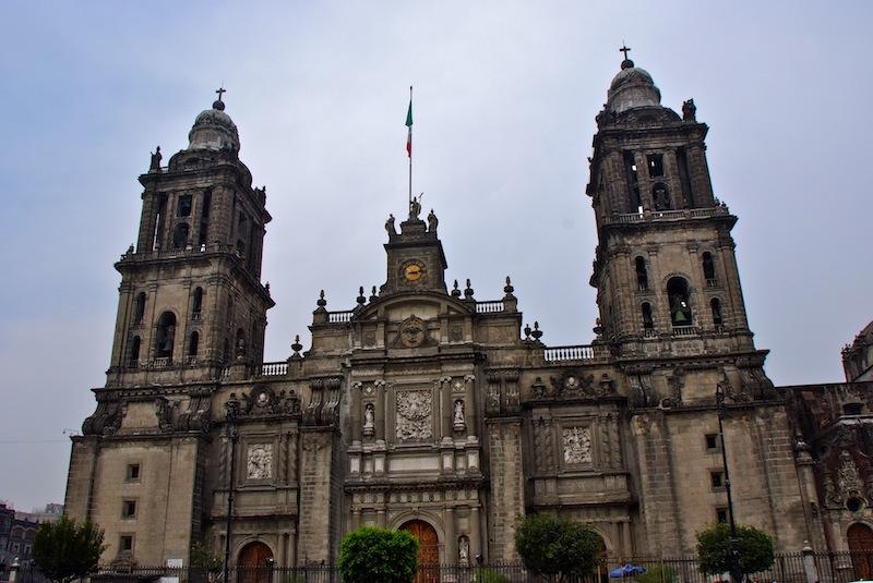 Mexico, Cuidad de Mexico (1)