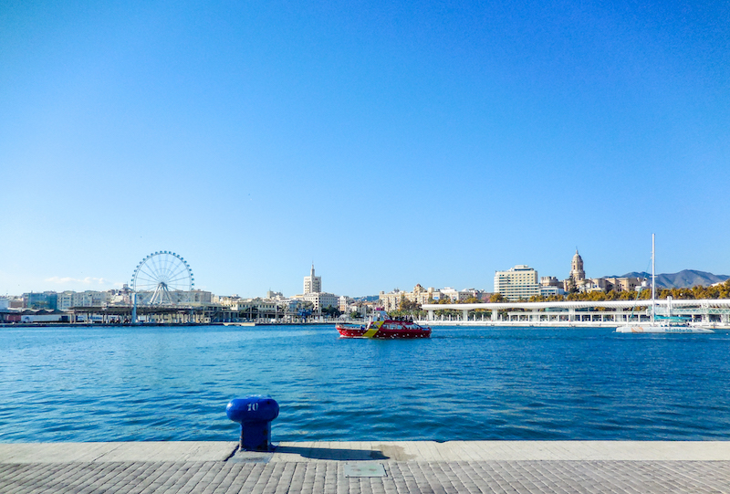 Spanje: Málaga (6)