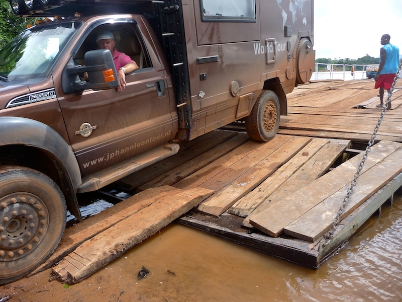 Guyana, Lethem trail to Georgetown (9)