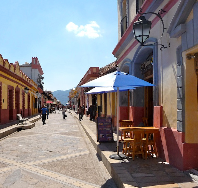 Mexico, San Cristóbal las Casas (1)