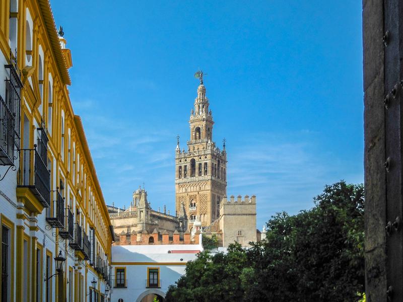 Spanje: Sevilla (14)