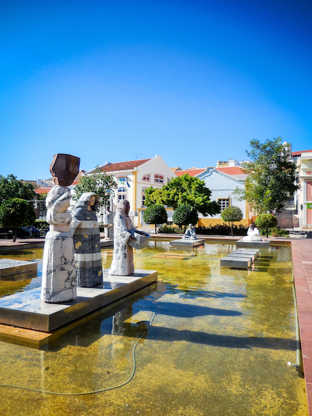 Portugal: Silves (3)