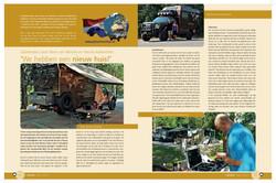 Reisverslag Juli 2011