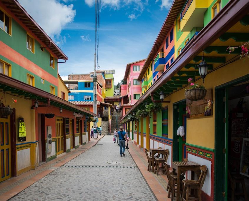 Colombia, Guatapé (3)
