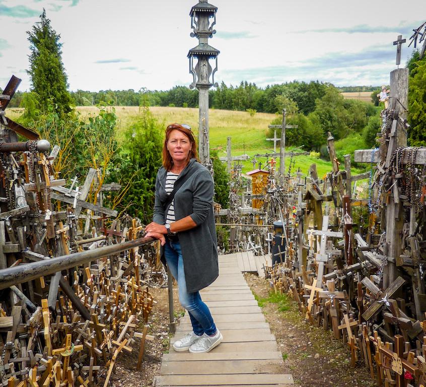 Litouwen-Hill of Crosses(2)