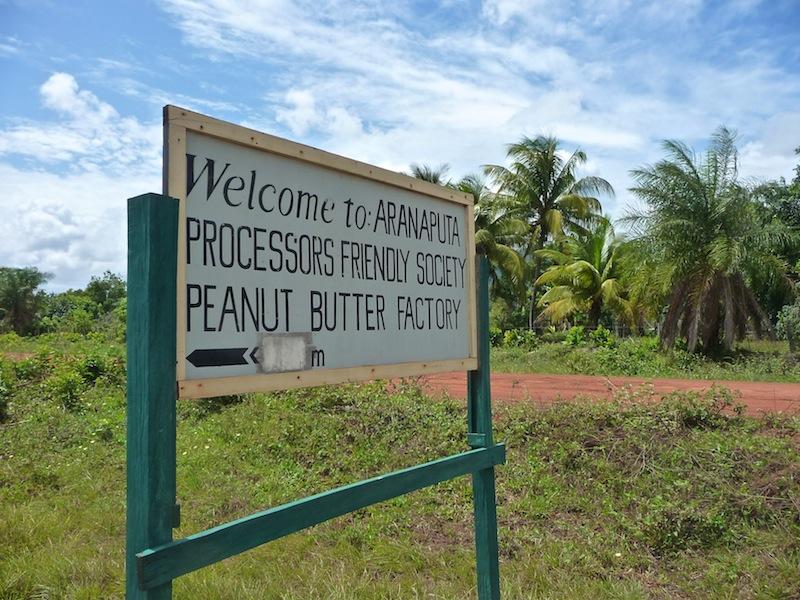 Guyana, Lethem trail to Georgetown (3)