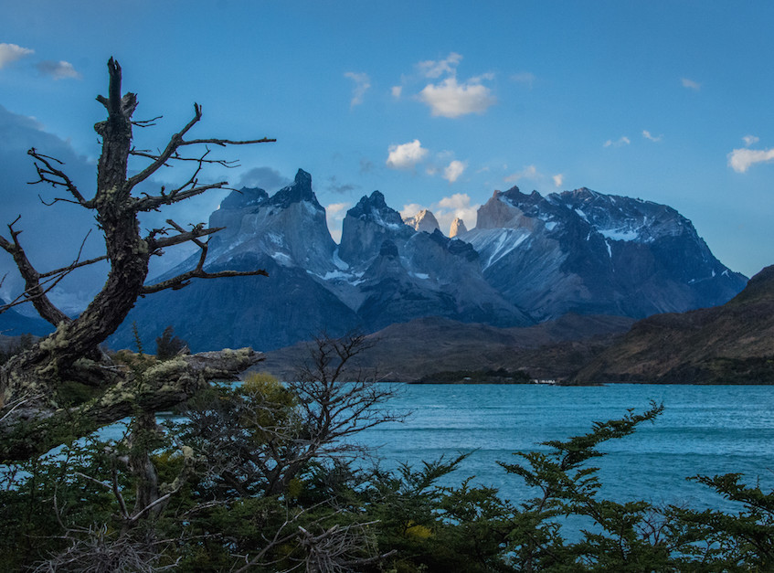 Chili, Torres del Paine (1)