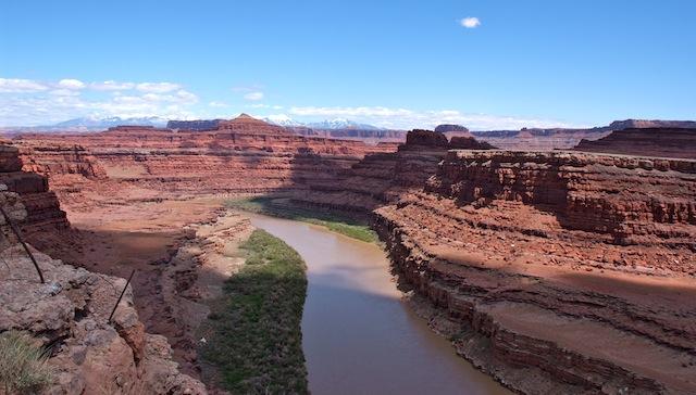 Canyonland The Colorado river