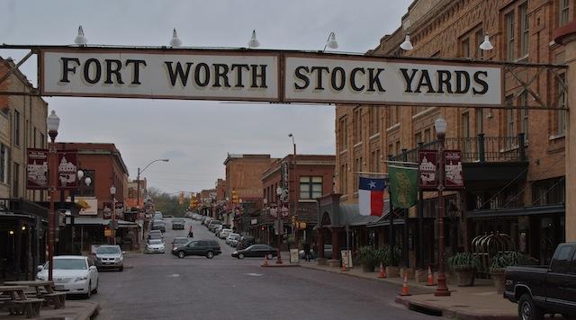 Fort Worth, Stock Yards