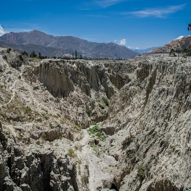 Bolivia, Mallassa; Valle de la Luna (2)