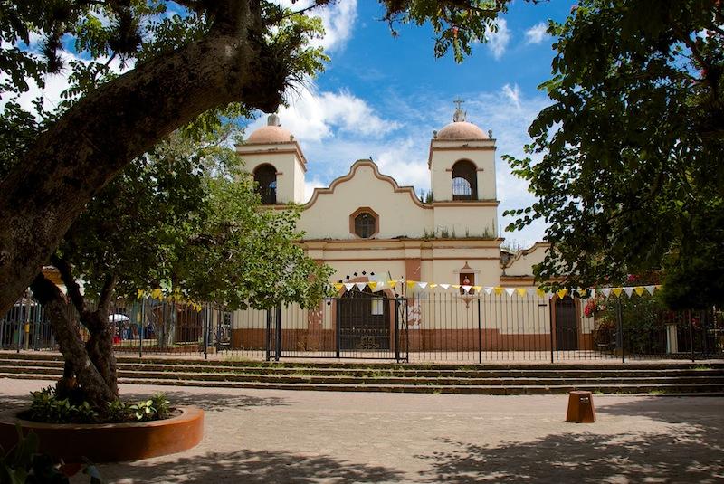 Honduras, Valle de Angeles (1)