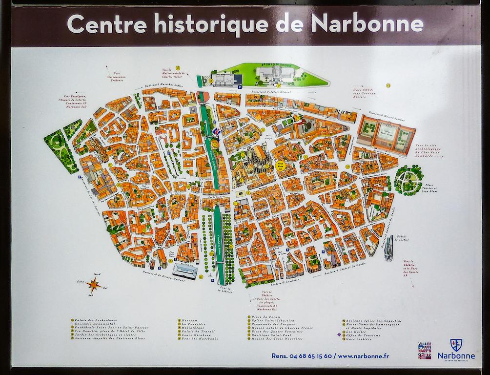 Frankrijk: Narbonne (4)