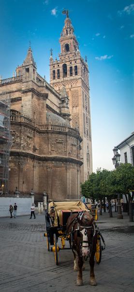 Spanje: Sevilla (6)