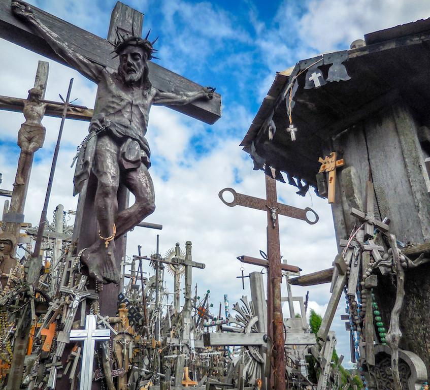 Litouwen-Hill of Crosses(1)