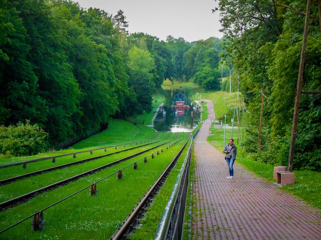 Polen- Kanal Elblaski (2)