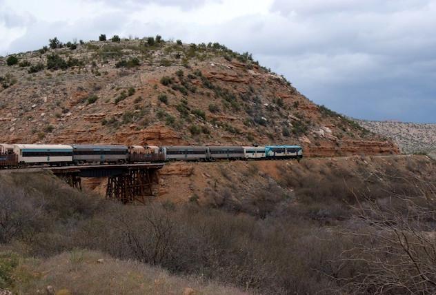 Wilderness Railroad 8