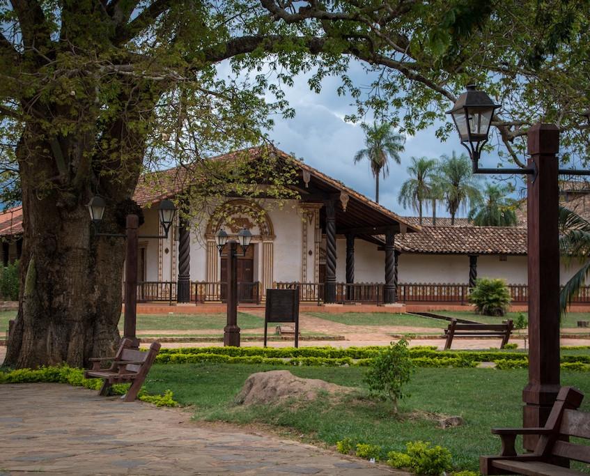Bolivia, Jesuit Missions de Chiquitos (4)