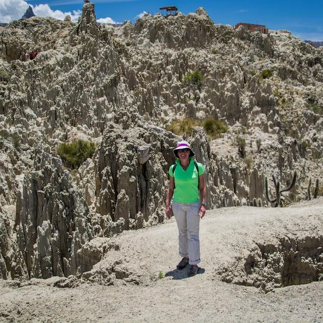 Bolivia, Mallassa; Valle de la Luna (3)