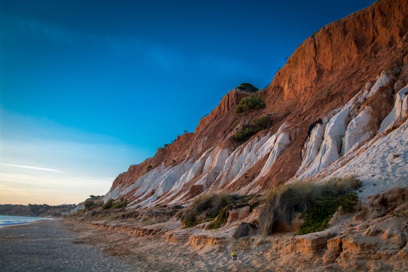 Portugal: Praia Falésia (4)