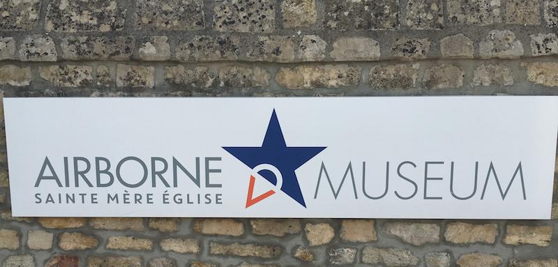 Frankrijk: Sainte Mère Eglise, Airborne Museum (1)